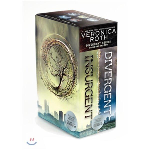 Divergent Series Box Set  Veronica Roth