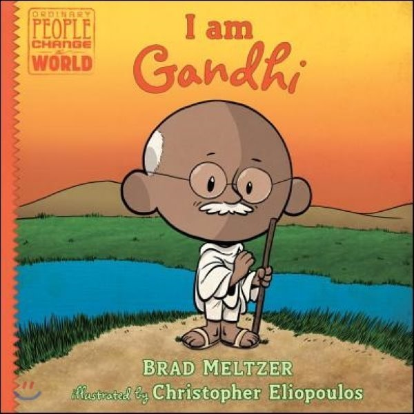 I Am Gandhi  Meltzer  Brad  Eliopoulos  Christopher (ILT)