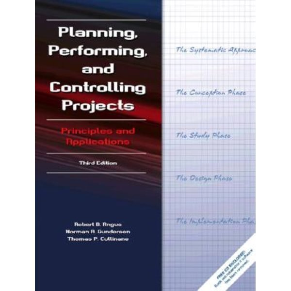 Planning  Performing  and Controlling Projects...
