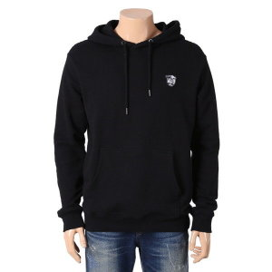 버커루  남여공용 3단쭈리 불독 후드 티셔츠(B193TS230P)
