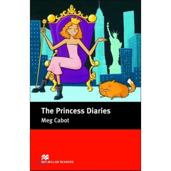 The Princess Diaries 1 : Elementary Level  Cabot M retold by Collins A