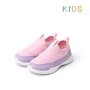 키즈 패딩슬립온 핑크_SCS7950KD41 본사정품