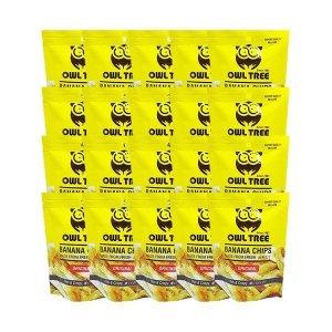 오울트리  바나나칩 60g x 20개