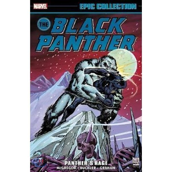 Black Panther Epic Collection: Panther s Rage  Don McGregor