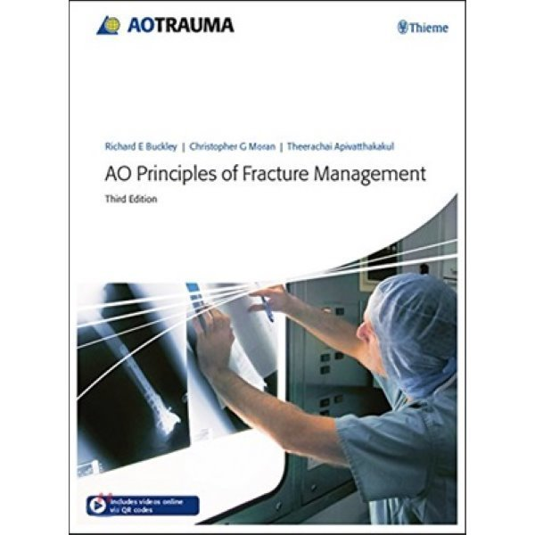 Ao Principles of Fracture Management : Principles   Specific Fractures  1-2  Buckley  Richard E...