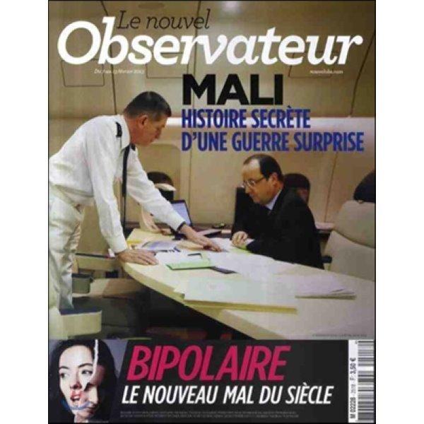 Le Nouvel Observateur (주간) : 2013년 02월 07일자  Le Nouvel Observateur 편집부