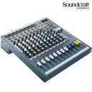SOUNDCRAFT 아날로그 음향 오디오믹서 믹싱콘솔 EPM8