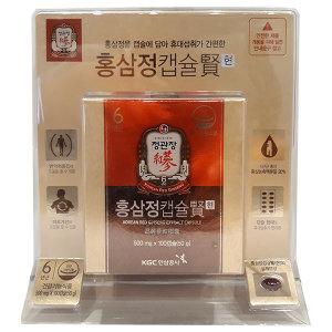 정관장 홍삼정 캡슐 현 500mg x 100캡슐 / 홍삼 선물