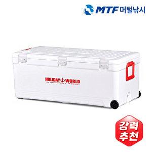 일본정품 대용량 신화 홀리데이 76L 아이스박스 화이트 갈치아이스박스 낚시아이스박스