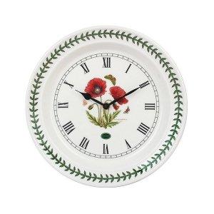 포트메리온  보타닉가든 벽걸이 시계 포피 1P