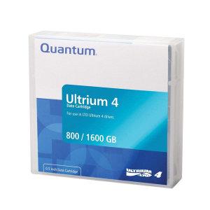 QUANTUM LTO4 800GB / 1.6TB 백업테이프 MR-L4MQN-01
