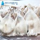 오징어할복 4kg 냉동벌크오징어 식당용오징어