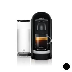 버츄오 플러스 캡슐 커피머신 블랙 공식판매점