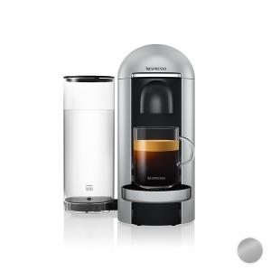 버츄오 플러스 캡슐 커피머신 실버 공식판매점