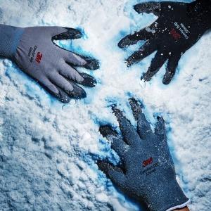 3M 겨울 낚시 장갑 방한용 캠핑 보온 동계용 기모장갑