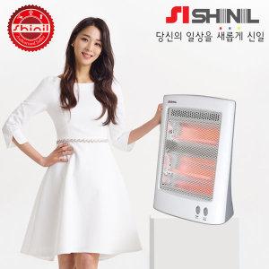 2017년형 미니 석영관 히터 난로 온풍기 전기난로