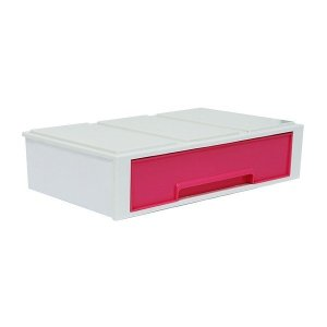 플라팜  시스템 서랍장 - 대형(1P)  모니터받침대 서류정리함 사무용품 정리함 다용도