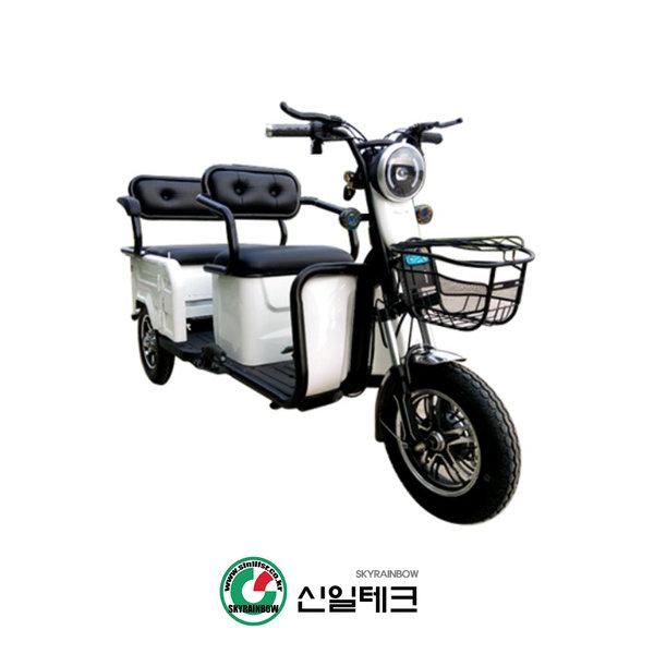신일테크 SR-8 전동스쿠터 효도선물 3륜전동차