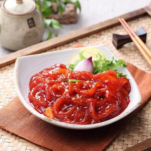오징어 양념 오징어젓갈 오징어젓 1kg 쫄깃한 밥도둑