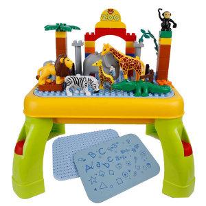 Toyplus Animal 테이블 블럭 /듀플로 옥스포드 호환