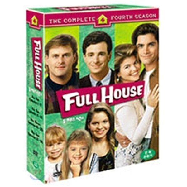 풀 하우스 시즌 4 (4disc)  제프 프랭클린 감독