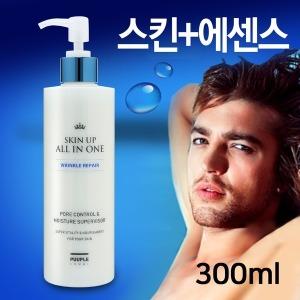 참존nc1/퓨플 스킨업올인원/스킨+에센스/남성화장품