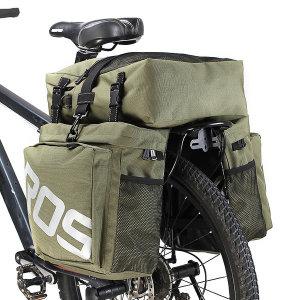 자전거리어백 대용량자전거가방 자전거투어백 리어백