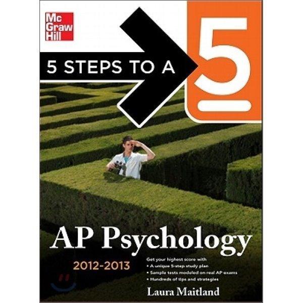 5 Steps to a 5 AP Psychology 2012-2013  4 E  Laura Maitland