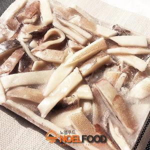 오징어채 냉동오징어 손질오징어 자른오징어 600~700g