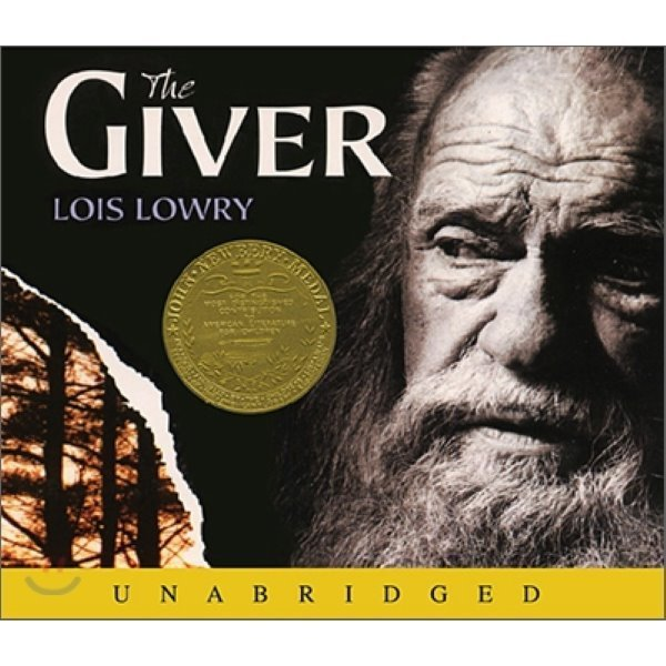 The Giver : Audio CD  Lois Lowry