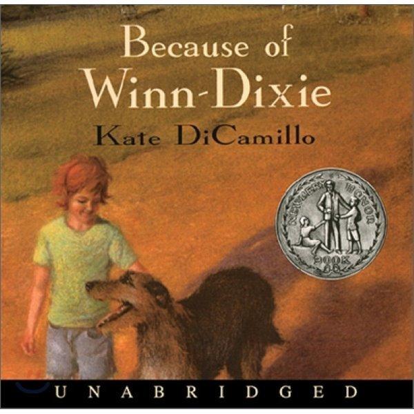 Because Of Winn-Dixie : Audio CD  Kate DiCamillo