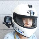 OCC고프로 사이드마운트 헬멧부착 모든모델적용가능