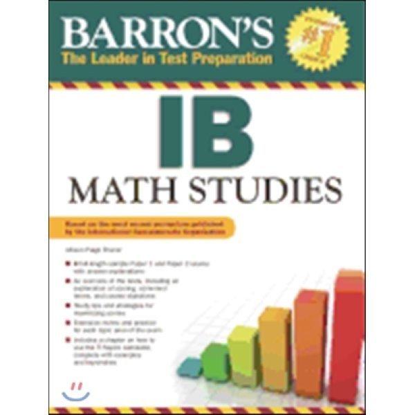 Barron s IB Math Studies  Allison Paige Bruner