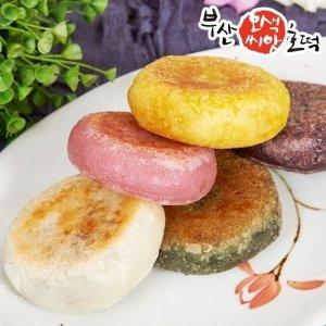 씨앗호떡 부산명물 오색 씨앗호떡 5가지맛 총 12팩(6