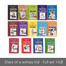 영어 원서 Diary of a wimpy kid-full set 14권