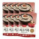 동원 양반 쇠고기죽 (파우치죽) 420g x 8개