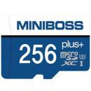 미니보스플러스 마이크로SD카드 스마트폰 메모리 256GB