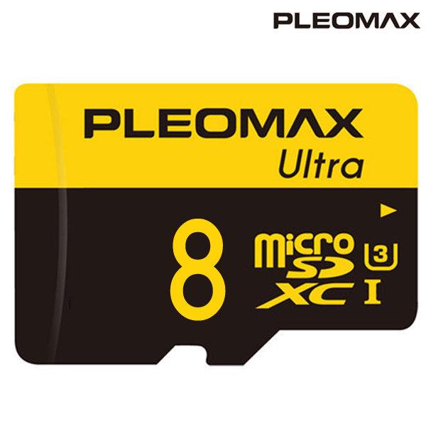 플레오맥스 마이크로 SD카드 TLC 스마트폰메모리 8GB