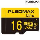 플레오맥스 마이크로 SD카드 TLC 스마트폰메모리 16GB
