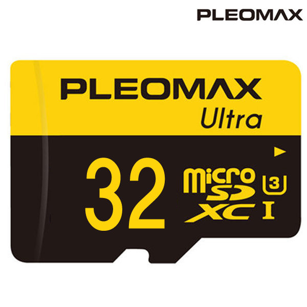 플레오맥스 마이크로 SD카드 TLC 스마트폰메모리 32GB