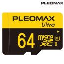 플레오맥스 마이크로 SD카드 TLC 스마트폰메모리 64GB
