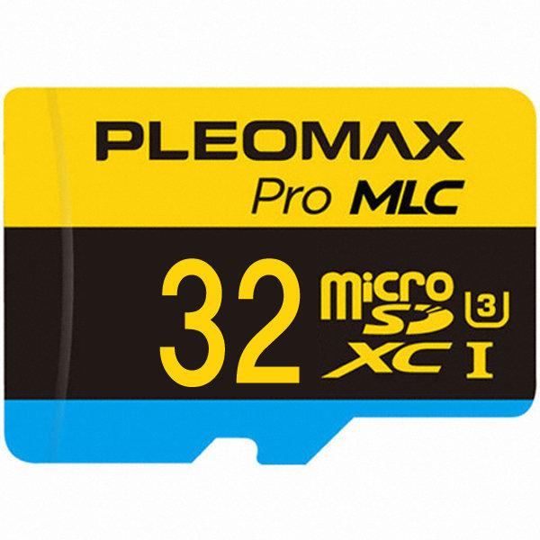 플레오맥스 마이크로 SD카드 MLC 블랙박스메모리 32GB