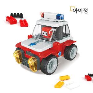 [아이정] 파이블럭 5종변신 보보 경찰차 3세부터 8세까지