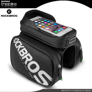 락브로스 탑튜브 스마트폰 가방