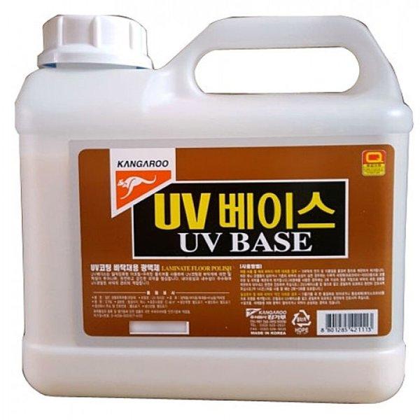캉가루 강화마루코팅제 3.75L 마루코팅제 원목 바닥왁