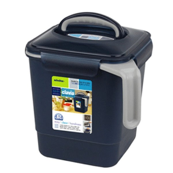 윈닥스 클라비아음식물수거통 4.5L 음식쓰레기통 음식