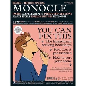 Monocle (월간) : 2019년 11월 :  128  Monocle 편집부