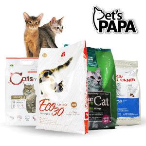 캐츠랑 프로베스트캣 캣차우 고양이사료 15kg