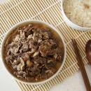 혼밥 혼술 옛날 소불고기 230g 소고기 반찬 냉동식품