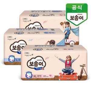 액션핏 팬티 기저귀 3팩 모음전
